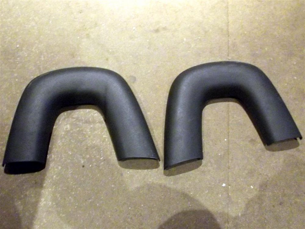 Roll bar trim set, MX-5 mk3, front, USED